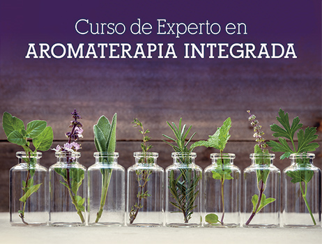 experto en aromaterapia integrada, TaoCenter