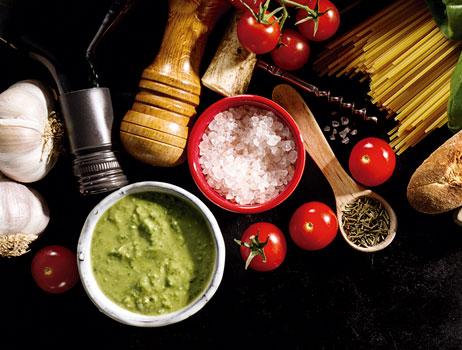 aceites esenciales en la cocina vegetariana, Tao Center