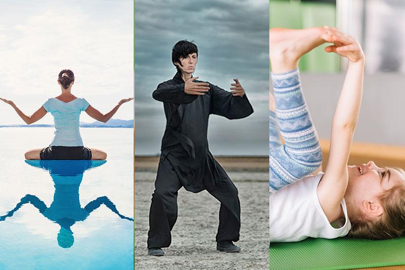 clases martes, tao yin, chi kung y taoyin para niños